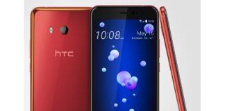 HTC U11 Ocean Solar Red