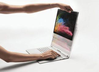 Microsoft Surfacebook 2 (13,5-inch)