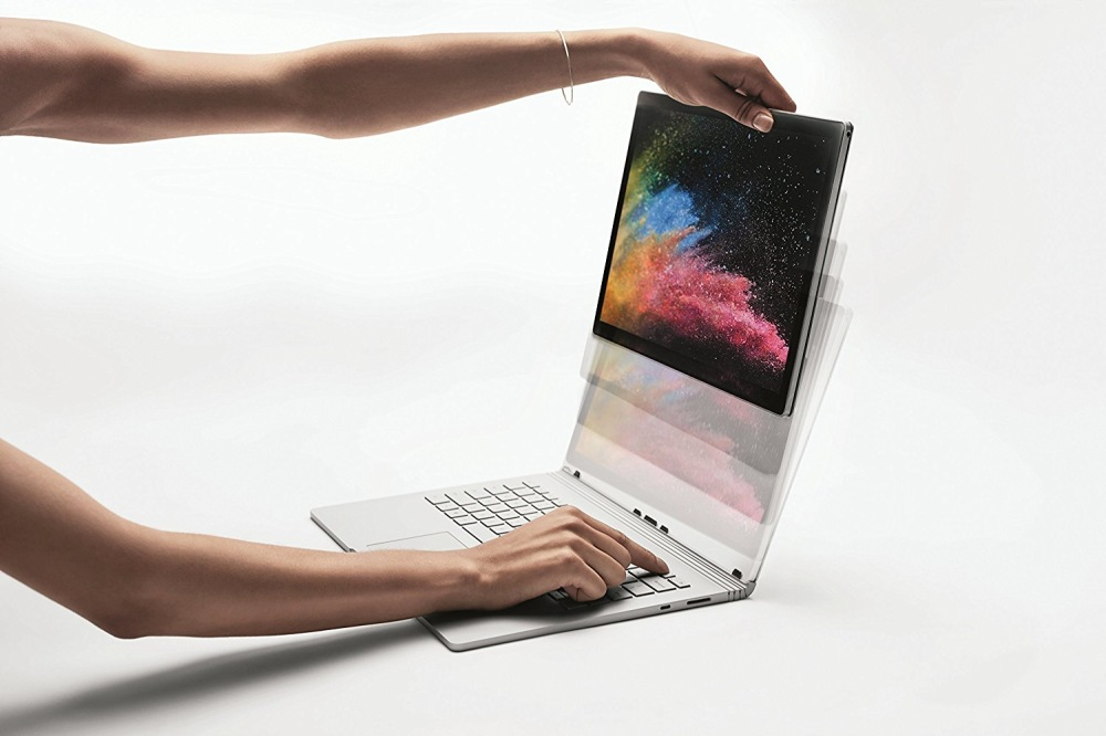 Microsoft Surface Book 2 (13.5-inch)