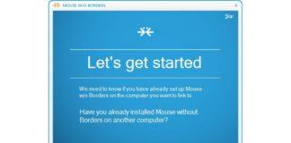 Microsoft Mouse w/o borders