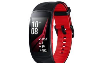 Samsung Gear Fit2 Pro large sm-r365nzralux