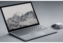 Microsoft Surface Laptop 'platina'