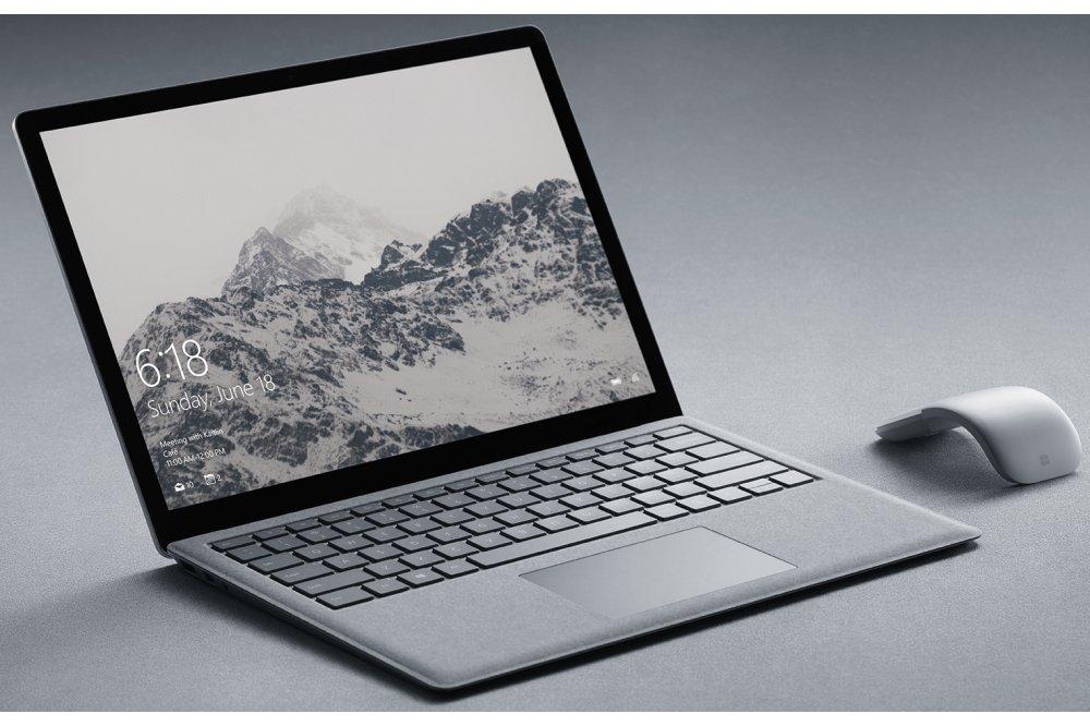 Microsoft Surface Laptop 'platina'