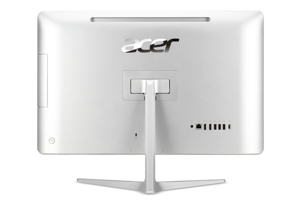 Acer Aspire Z24-880 achterzijde