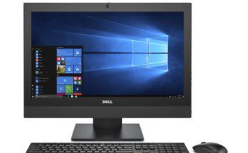 Dell Optiplex 5250 aio pc