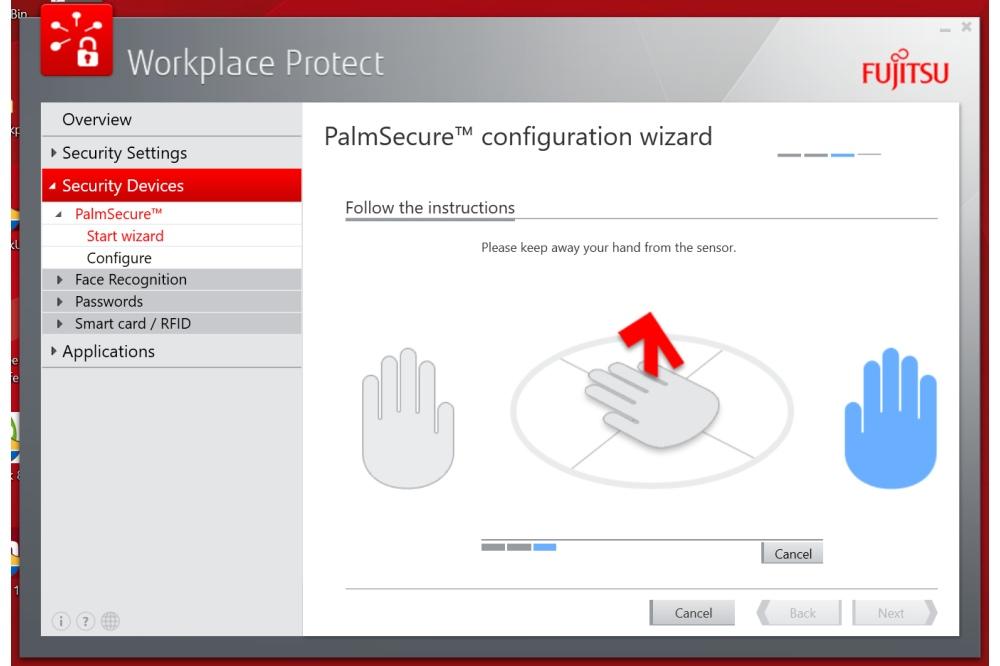 Fujitsu Workplace Protect