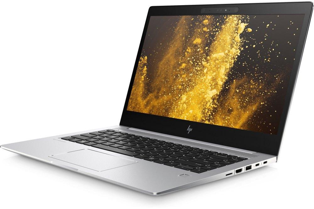 HP EliteBook 1040 G4 laptop zijkant (rechts)