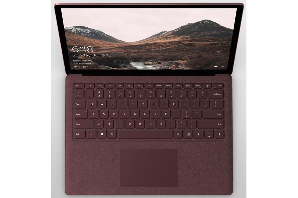Microsoft Surface Laptop 'warmrood'