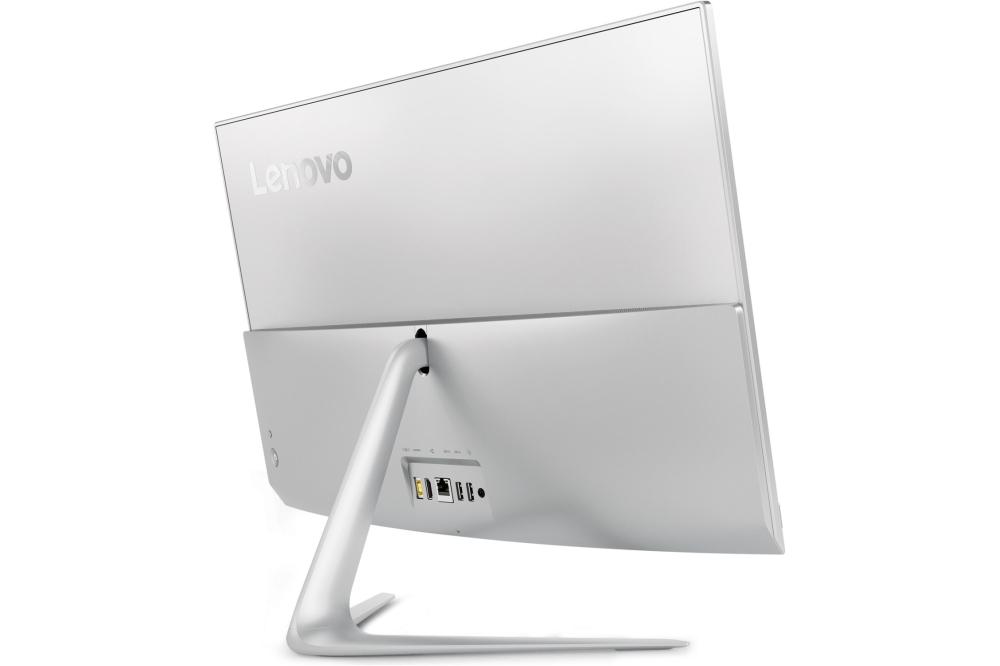 Lenovo ideacentre 520S-23IKU achteraan