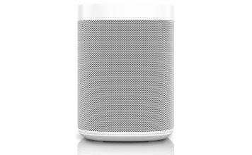 Sonos One Wireless Speaker White