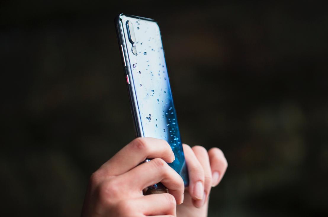 De Huawei P20 Pro is stof- en waterafstotend volgens de IP67-normen.
