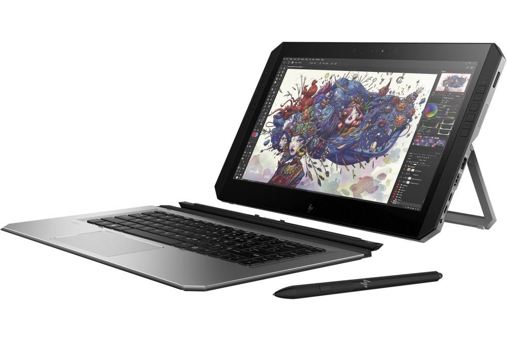 HP ZBook x2 G4 Detachable Workstation (laptop)