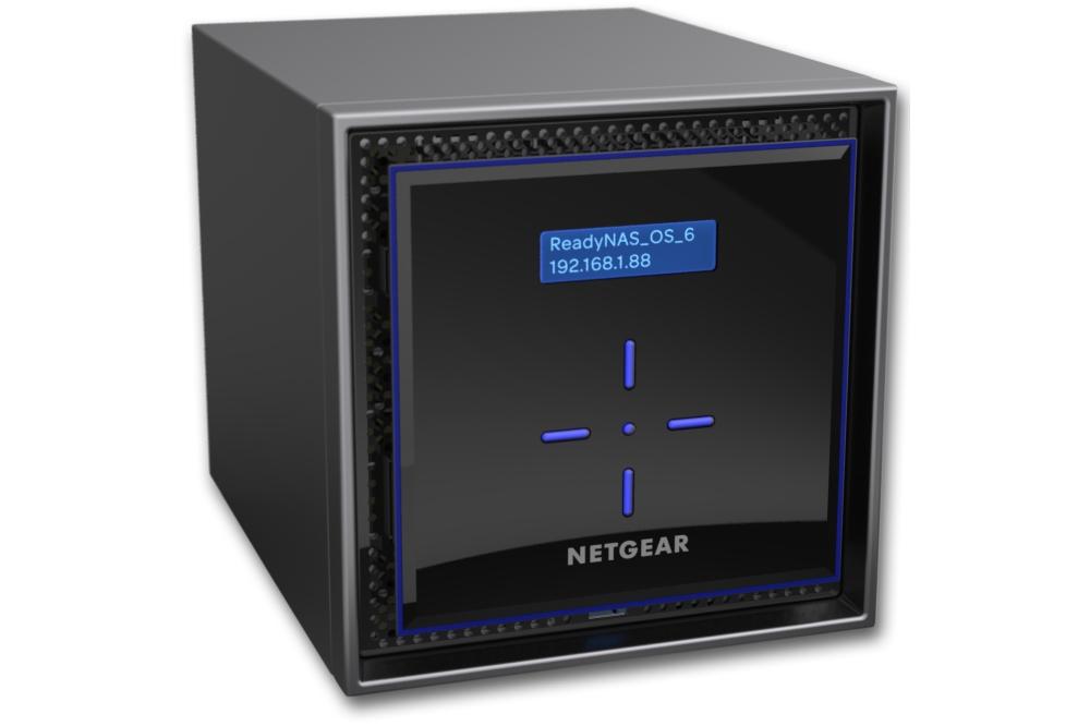 Netgear ReadyNAS RN424