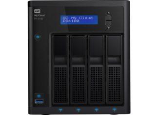 WD MyCloud Pro 4100 NAS