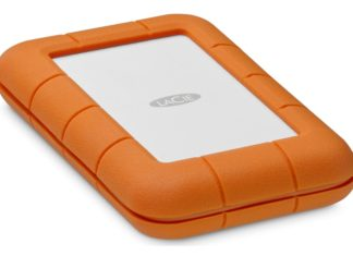 LaCie Rugged USB-C STFS5000800