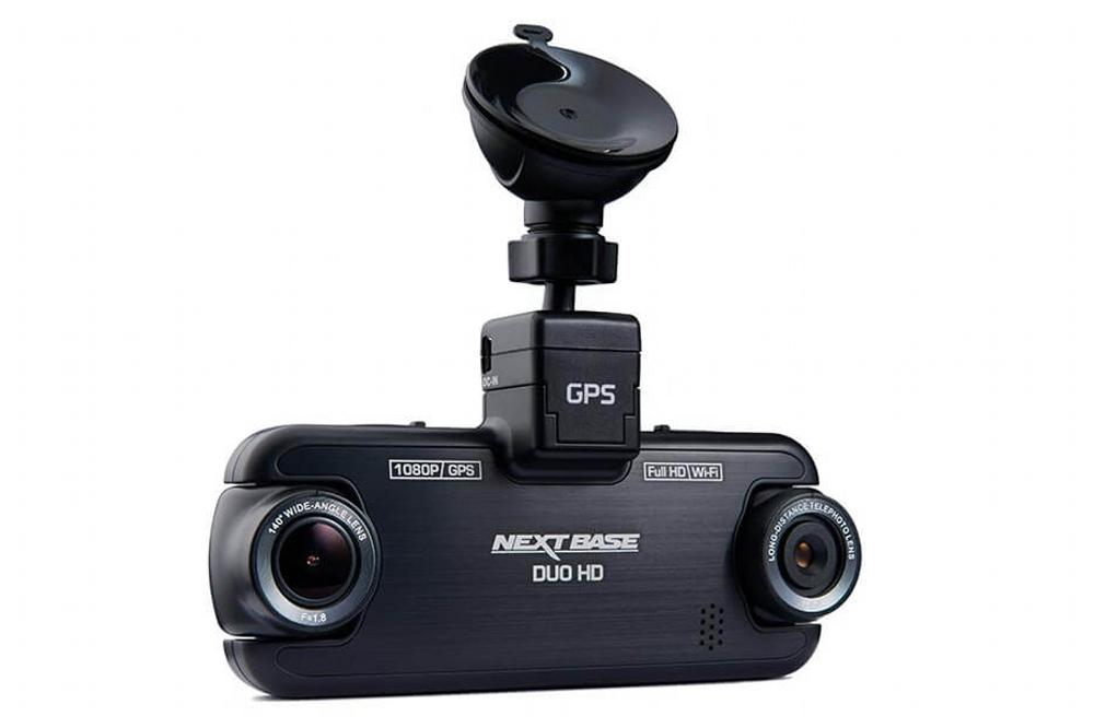 Nextbase duo hd dash-cam met gps-mount