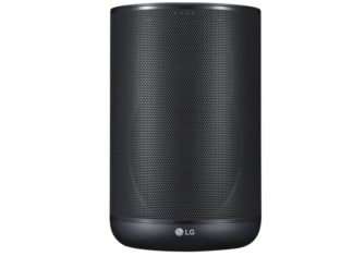 LG ThinQ WK7 speaker