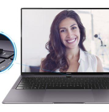 Huawei Matebook X Pro privacy cam