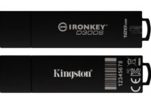 Kingston IronKey D300 USB