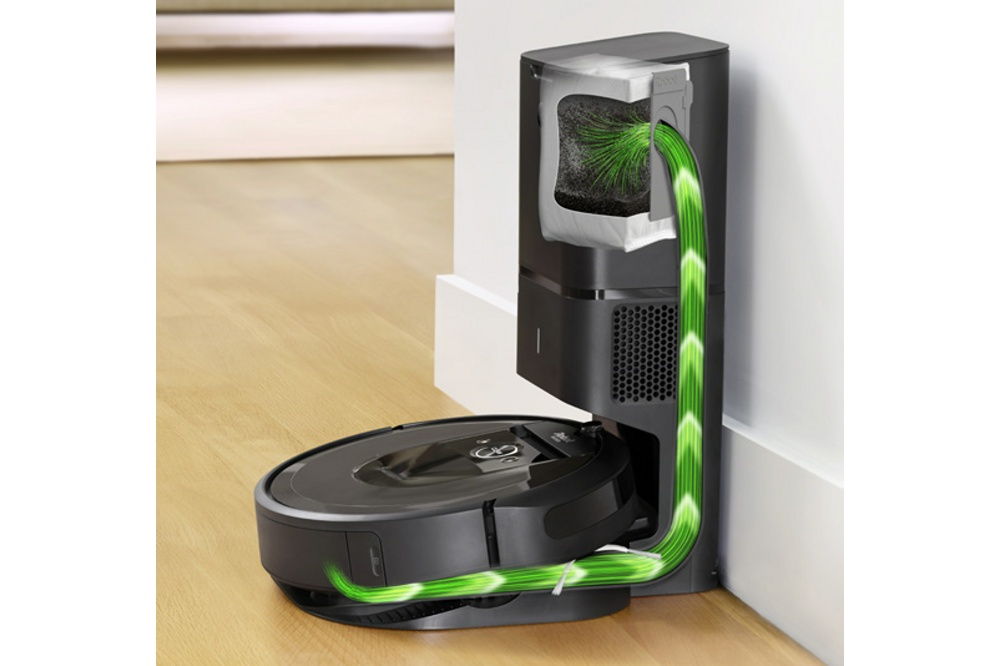iRobot Roomba i7+ Clean Base Automatic Dirt Disposal