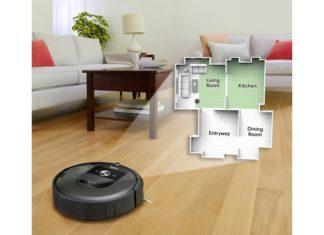 iRobot Roomba i7+ smart mapping