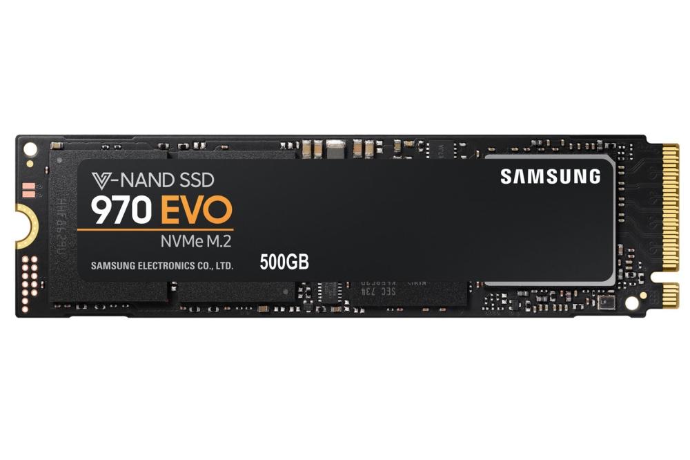 Samsung EVO 970 500 GB SSD