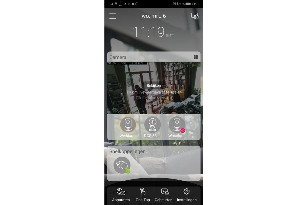 D-Link mydlink app