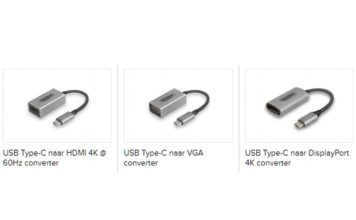 Eminent USB Type-C video converters