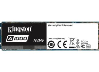 Kingston Technology ssdNow A1000 ssd