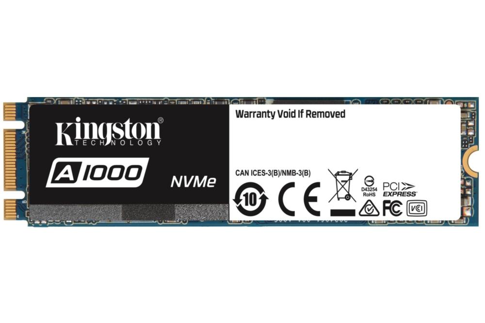 Kingston Technology ssdNow A1000 ssd