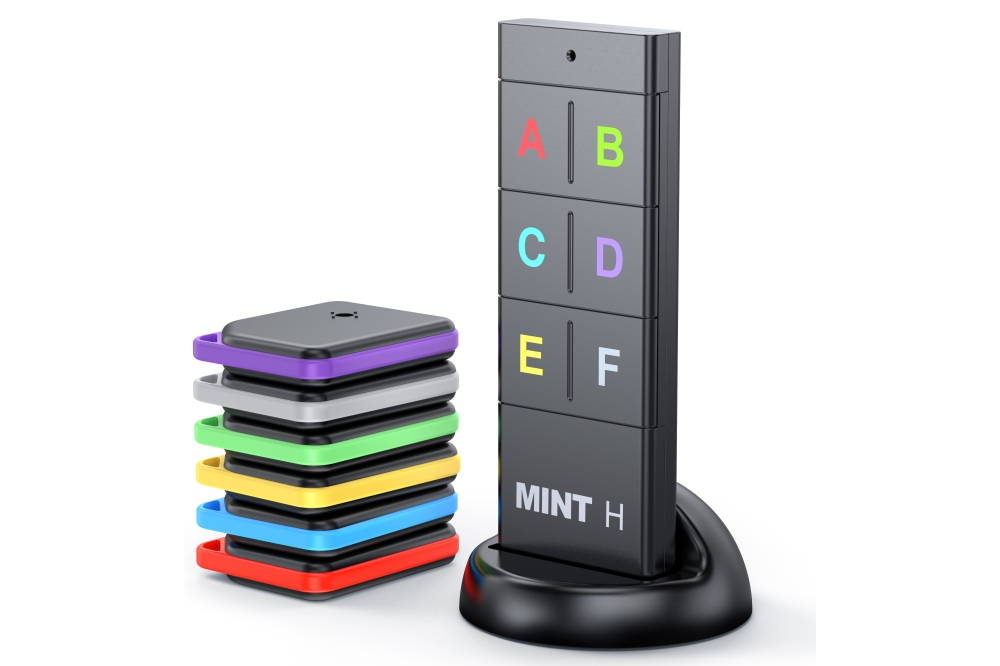 Mint H Wireless Item Finder