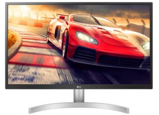LG 27UL500 monitor