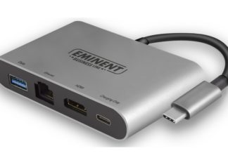 Eminent AB7872 USB-C Dock