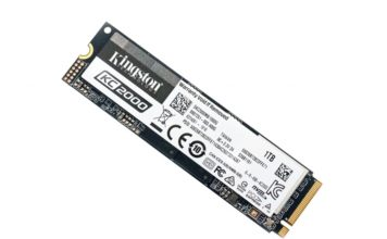 Kingston KC2000 SSD