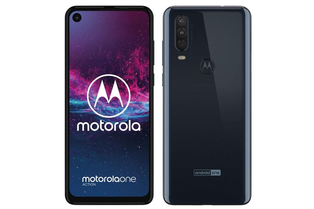 Motorola One Action (XT2013-2) Black