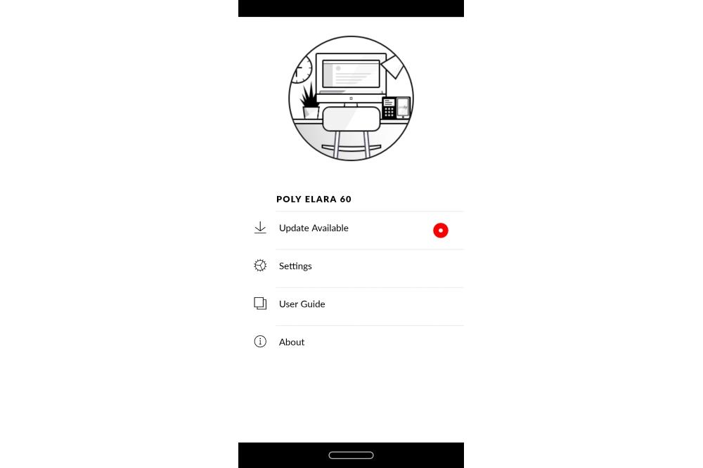 Poly Elara app