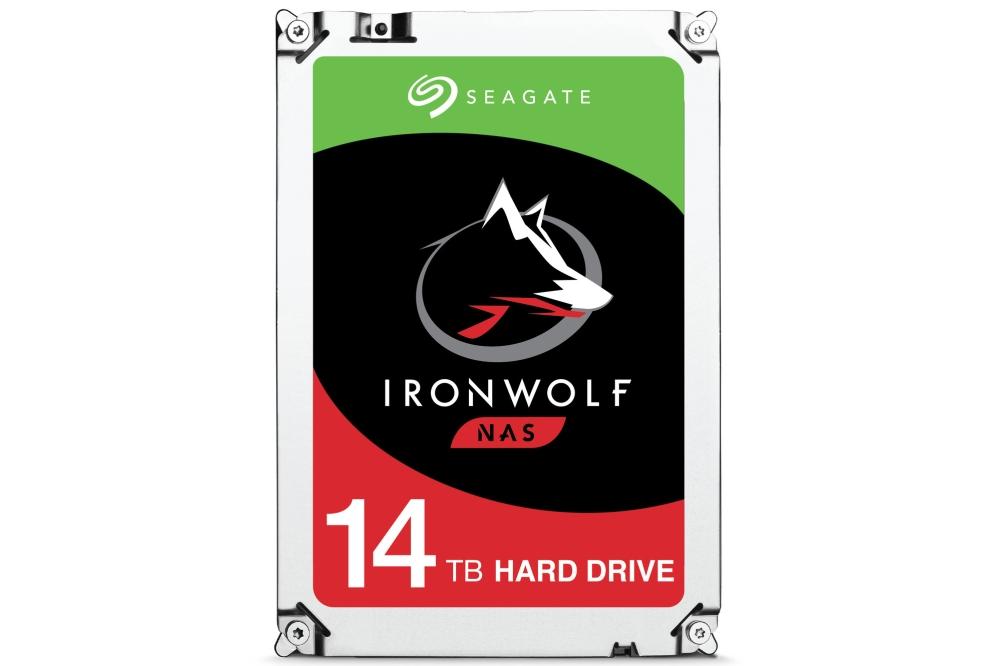 Seagate IronWolf 14 TB HDD