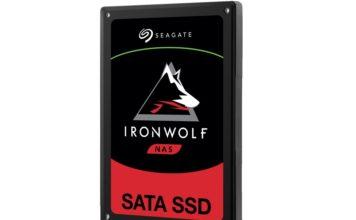 Seagate IronWolf 110 NAS SSD