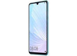 Huawei P30 lite in de nieuwe kleur Breathing Crystal