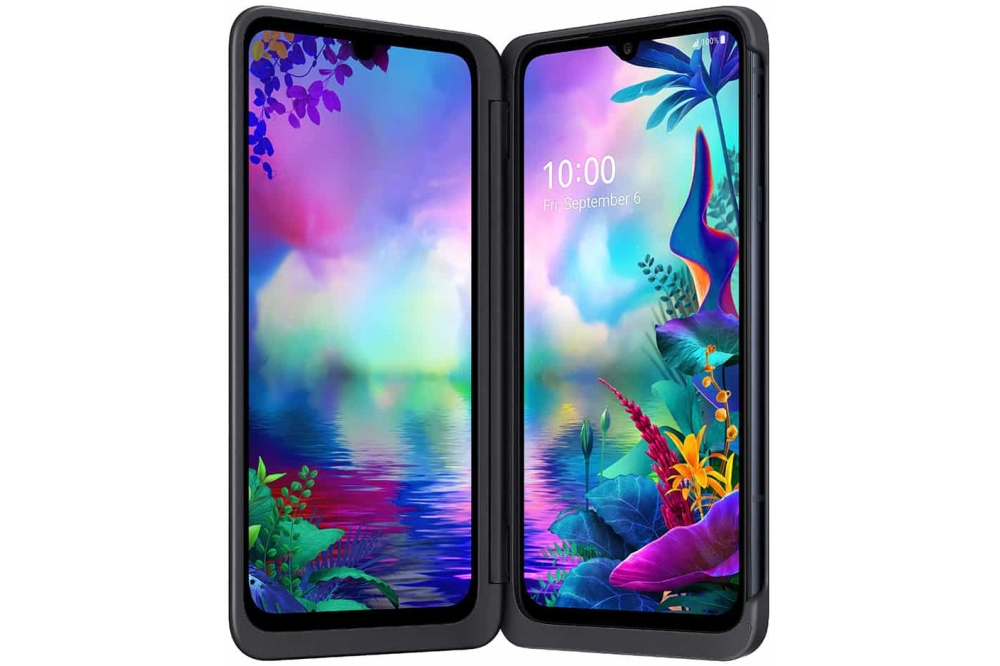 LG Dual Screen G8x ThinQ