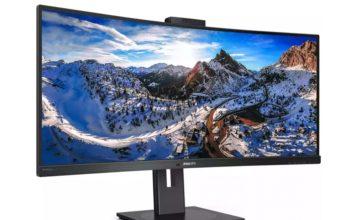 Philips 346P1CRH monitor