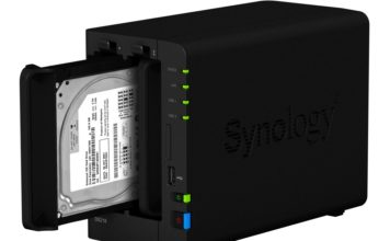 Synology DS218 NAS-server