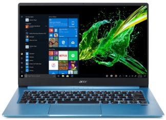 Acer Swift 3 SF314-57 blauw