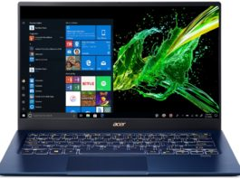 Acer Swift 5 SF514-54