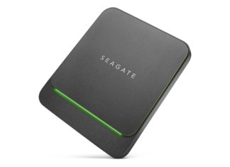 Seagate BarraCuda Fast SSD