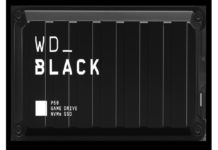 WD Black P50 Game Drive SSD
