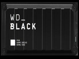WD Black P50 Game Drive SSD