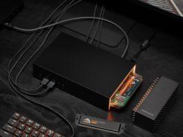 Seagate FireCuda Gaming Dock met NVMe SSD