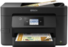 Epson WorkForce Pro wf-3825dwf