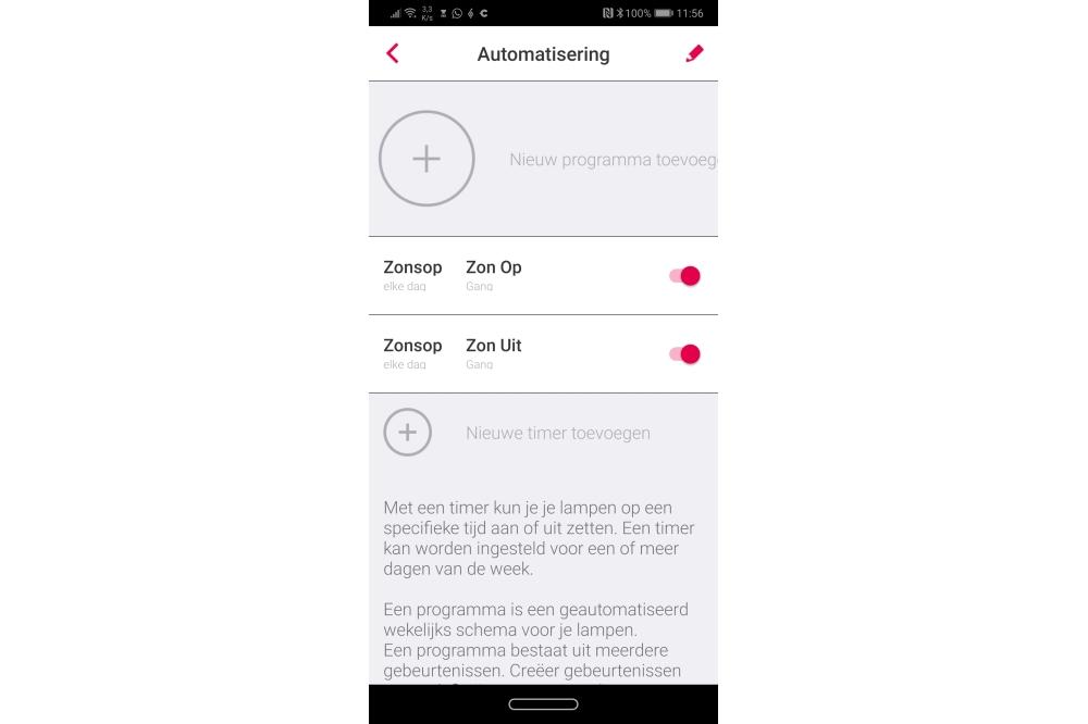 Innr app